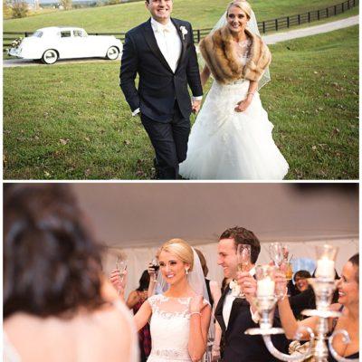 Allison + Greg | Wedding Row Kentucky