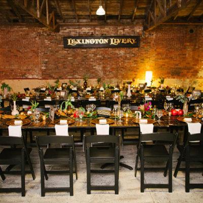 Barley, Barrels, and Bluegrass Dinner – 4/26/18