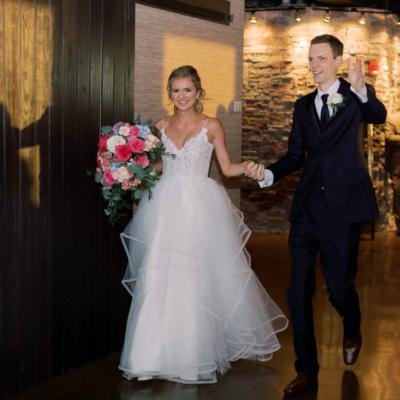 Amanda + Michael's Timeless Wedding